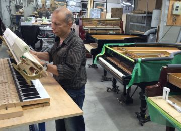 Piano Reconditioning