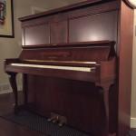 """Petrof Piano Rosewood 53"""""""