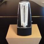 Art Deco Metronome