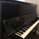 Yamaha Upright Piano Model T118 , 2009